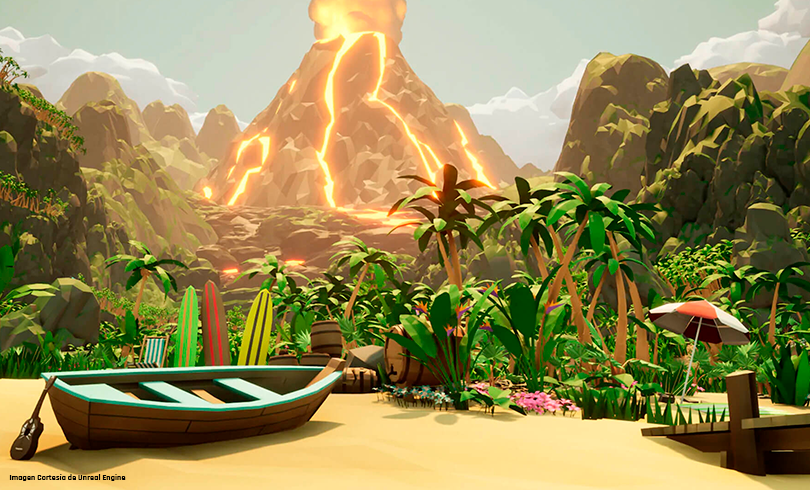 Tropical Assets Unreal